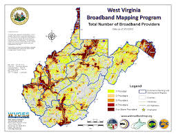Wv Map West Virginia Broadband Mapping Program Maps