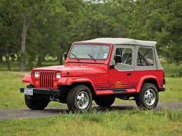 jeep wrangler red rm sotheby u0027s 1989 jeep wrangler islander the charlie thomas