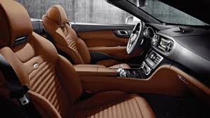 Leather Auto Upholstery Designo Paint Leather And Interior Trim Mercedes Benz