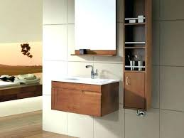 Open Bathroom Shelves Open Bathroom Vanity Cabinet Motauto Club