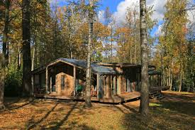 modern prefab cabin airy modern prefab cabin was built for 80 000 curbed