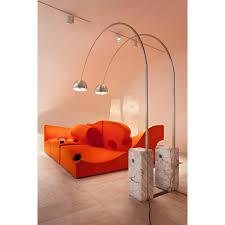 arco floor lamp skandium