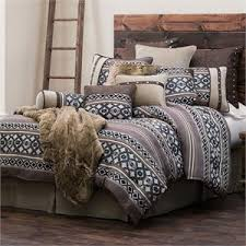 geometric pattern bedding tucson southwestern geometric pattern western bedding set