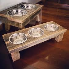 Wooden Pallet Furniture Wooden Pallet Dog Bowl Stand Jpg 960 960 Pixels Pallett