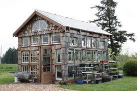 backyard greenhouse winter home outdoor decoration