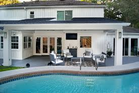 Pool Patios And Porches Outdoor Living Room Design Houston Dallas Katy Texas Custom