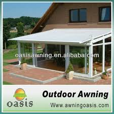 Oasis Awning Conservatory Awning Conservatory Awning Suppliers And