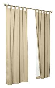 Gold Thermal Curtains Melvin Tab Top Thermal Curtain Panels Reviews Joss Main Curtains