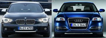 audi a3 vs bmw 3 series photo comparison 2012 bmw 1 series vs audi a3