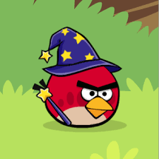 image red bird magic png angry birds wiki fandom powered