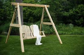 a frame w swing porch swings gazebo depot