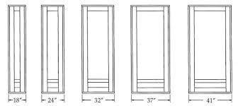 Standard Door Width Exterior Nordic Doors Hwindow