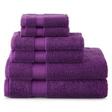 Plum Colored Bathroom Accessories by View All Bath Towels Rugs U0026 Accessories Jcpenney