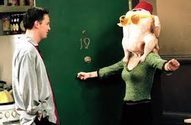 a definitive ranking of the friends thanksgivings episodes