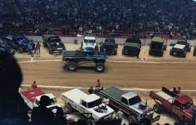 bigfoot monster truck museum bangshift com ushra monster trucks