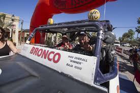 larry minor sand jeep championship bronco rod hall u0027s stroppe bronco returns to baja