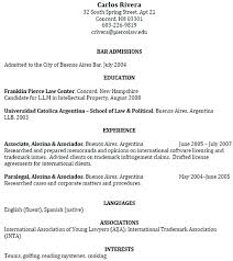 Example Secretary Resume Graduate Resume Examples Free Sample Nursing Resume
