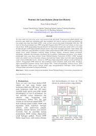 potensi air laut dalam deep sea water pdf download available