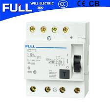 fw5sm1 3 pole rccb circuit breaker buy 3 pole rccb circuit