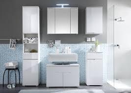 badezimmer m bel set awesome badezimmermöbel weiß hochglanz images house design ideas