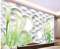Flower Wallpaper Home Decor Online Get Cheap Floral Wallpaper For Walls Aliexpress Com