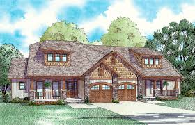 Duplex House Designs Plan 59741nd Craftsman Style Duplex House Plan Duplex House