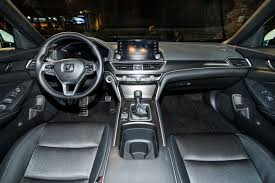 Honda Accord Interior India 2018 Honda Accord Enters Production Motor Trend