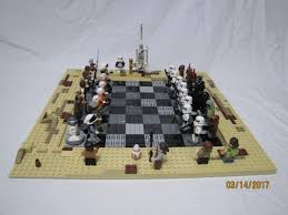 lego ideas star wars chess set