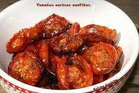 tomates cerises confites cuisine guylaine