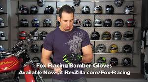 fox motocross boots size chart fox racing bomber gloves review at revzilla com youtube