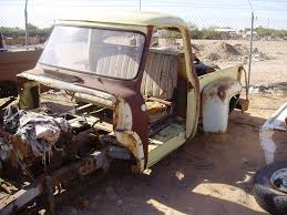 Old Ford Truck Body Parts - 1954 ford truck f 100 54ft2284c desert valley auto parts