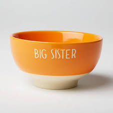 family cereal bowls by letteroom notonthehighstreet