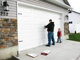 Davison Overhead Door Garr Den Of Garage Door Makeover Home Projects Pinterest