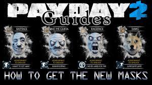 Payday 2 Meme - meme masks crimefest 2015 payday 2 guide youtube