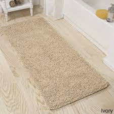 60 Inch Bath Rug Bathroom Rug Runner 24 X 72 Design For Bathroom Runner Rug Ideas