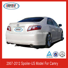 2007 toyota camry spoiler rear trunk spoiler for toyota camry 2002 2006 auto accessories
