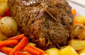slow cooker beef roast with vegetables recipe sparkrecipes