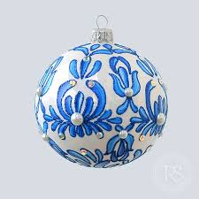 Rs Handmade - manually painted glass baubles lanterns rs handmade