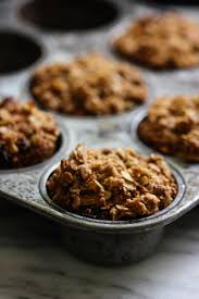 carrot cake muffins gluten free eat live run