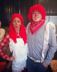 Raggedy Ann Costume Creative Halloween Ideas For Women Raggedy Ann Costume Ideas