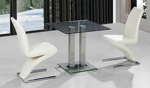 Glass Small Dining Table Small Black Dining Table Dining Room Sustainablepals Black