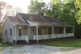 One Story Log Homes One And A Half Story Home On 10 Acres Morcom Homes