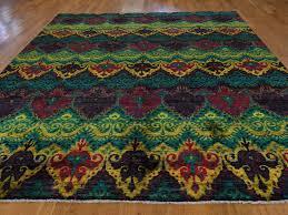 Bright Colored Rugs 9 U0027x12 U00271