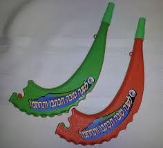 plastic shofar plastic shofar