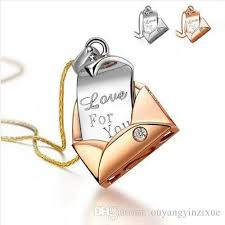 name pendant engraved custom name pendant necklace 925 sterling silver envelope