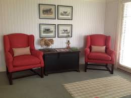 red bedroom chairs adorable red bedroom decoration using wing arm red bedroom chair