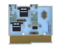 miniature home plans home plan