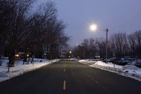 ge evolve led roadway lighting xcel energy testing ge led street lighting in minnesota for eight