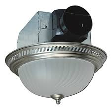 round exhaust fan with light amazon com