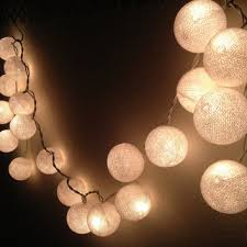 best white cotton lights products on wanelo